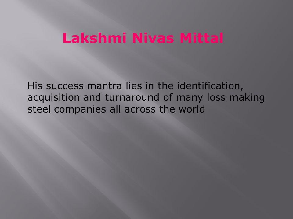 Lakshmi Nivas Mittal