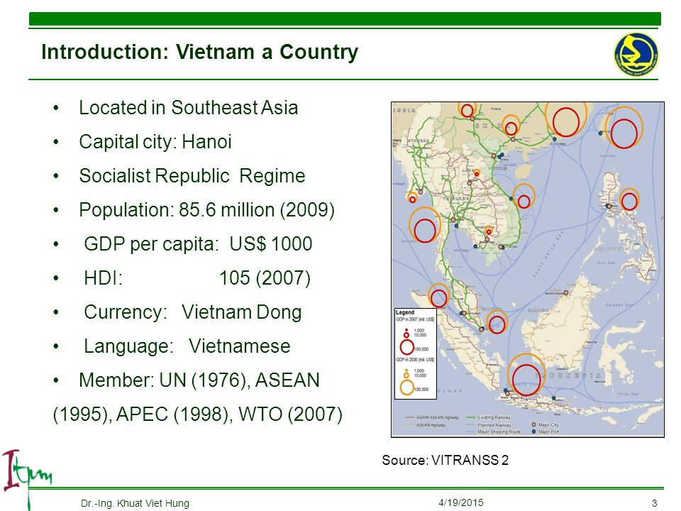 Introduction: Vietnam a Country