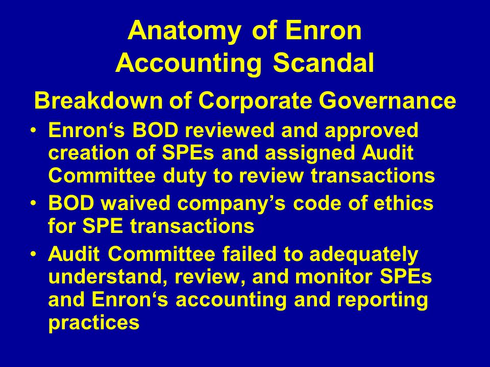 enron and corporate ethics essay This report will discuss and find out illegal and unethical activities, impacts on stakeholders and lessons from the enron case the enron scandal is.