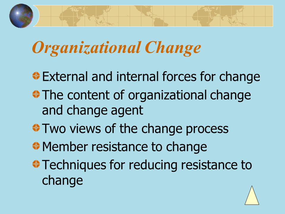 what were the external and internal forces for changes at hcl Organizations use many tools to assess both external business environment, and internal these external influencing factors are factors could be change.