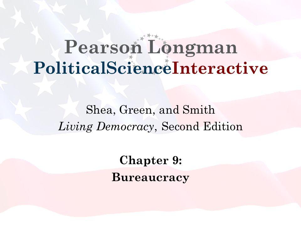 Pearson Longman PoliticalScienceInteractive