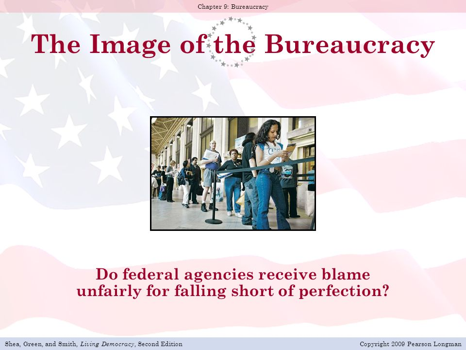 The Image of the Bureaucracy