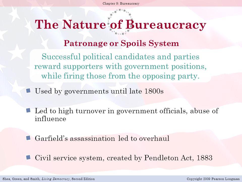 The Nature of Bureaucracy