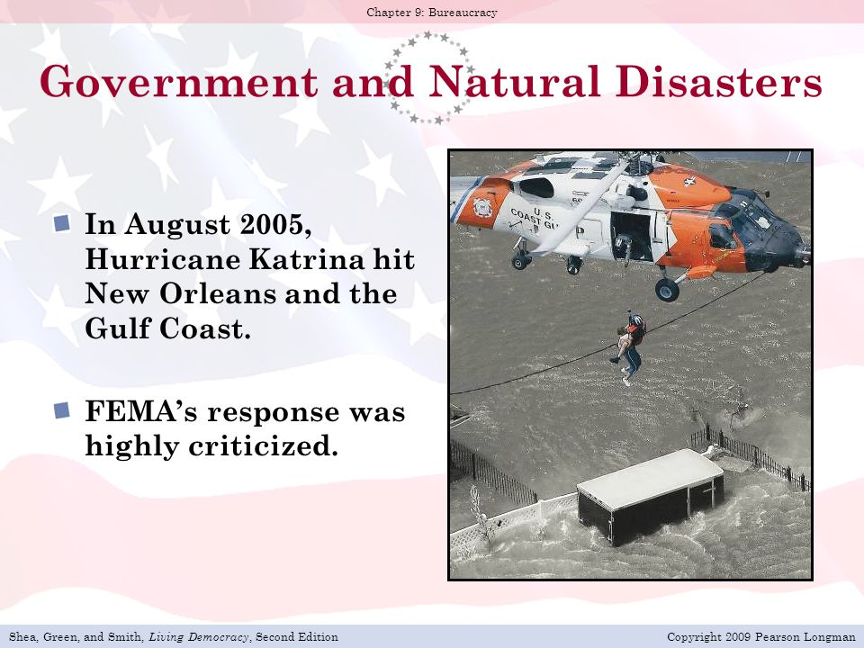 Government and Natural Disasters