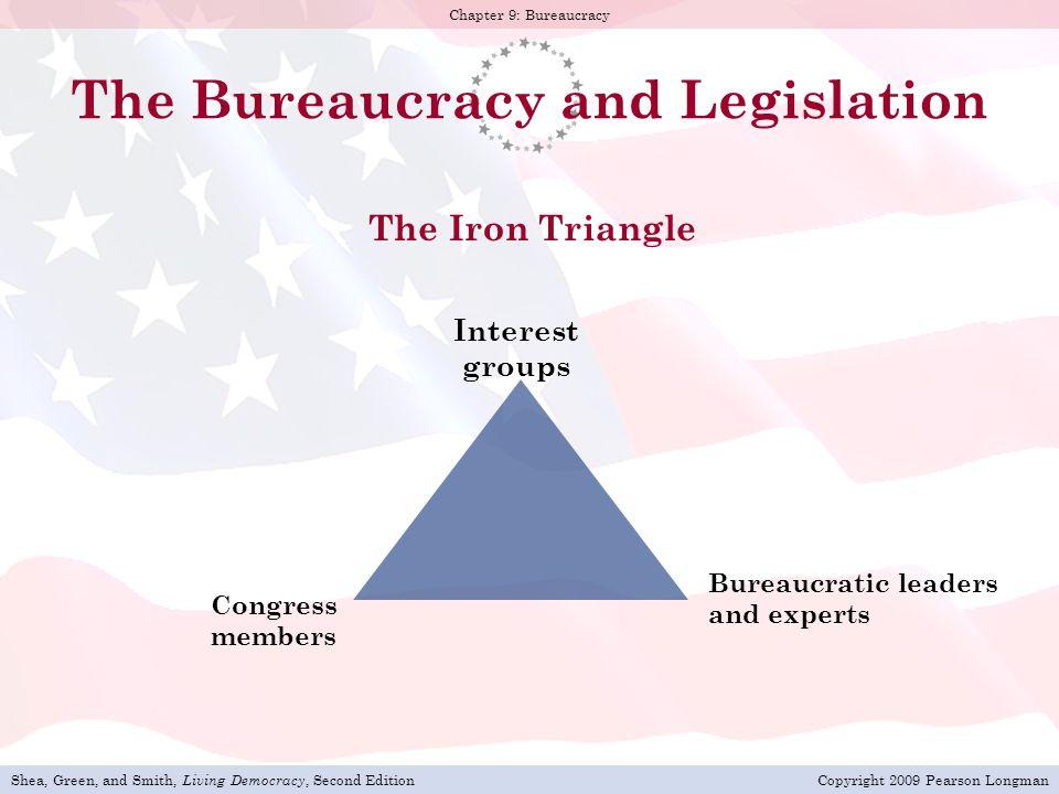 The Bureaucracy and Legislation