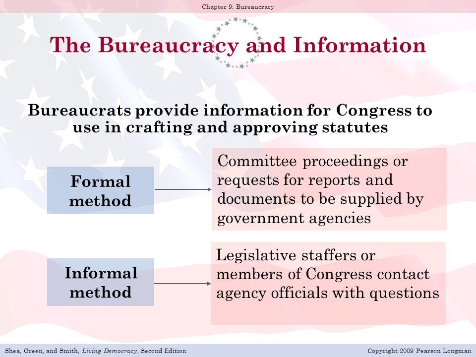The Bureaucracy and Information