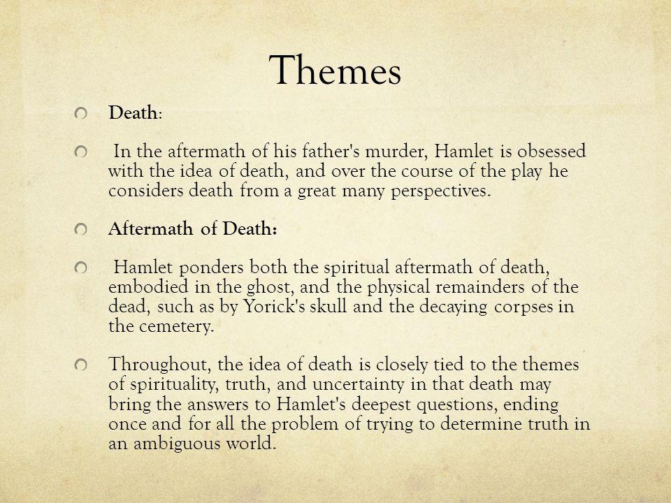 Themes Death: