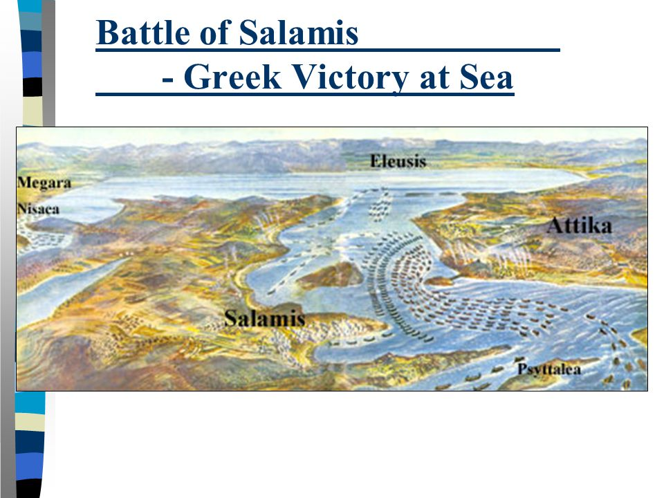 Battle of Salamis - Greek Victory at Sea