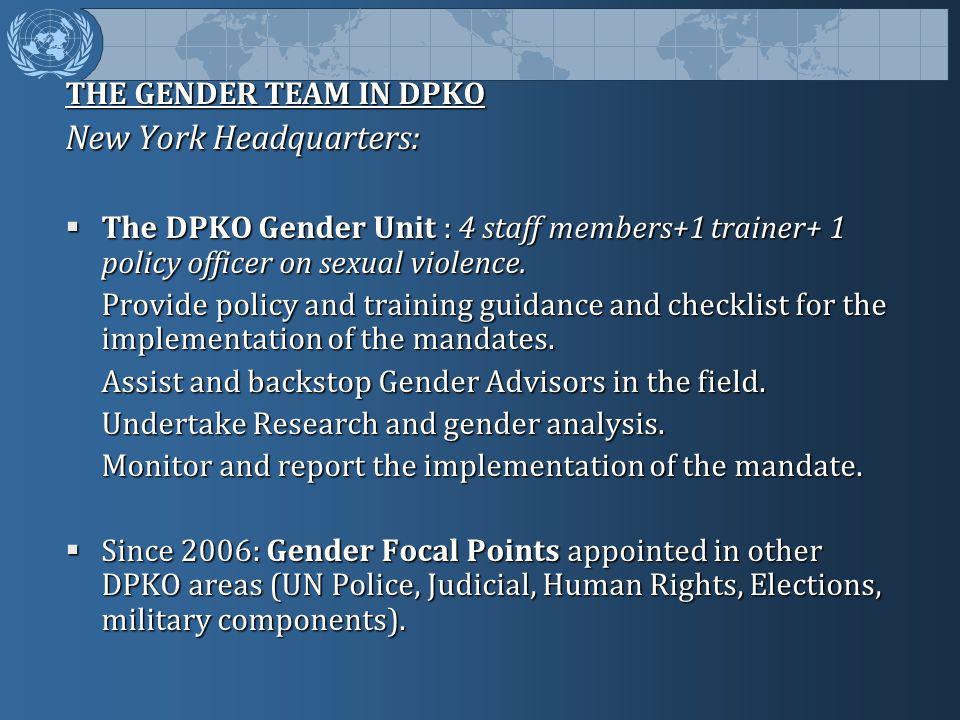 New York Headquarters: