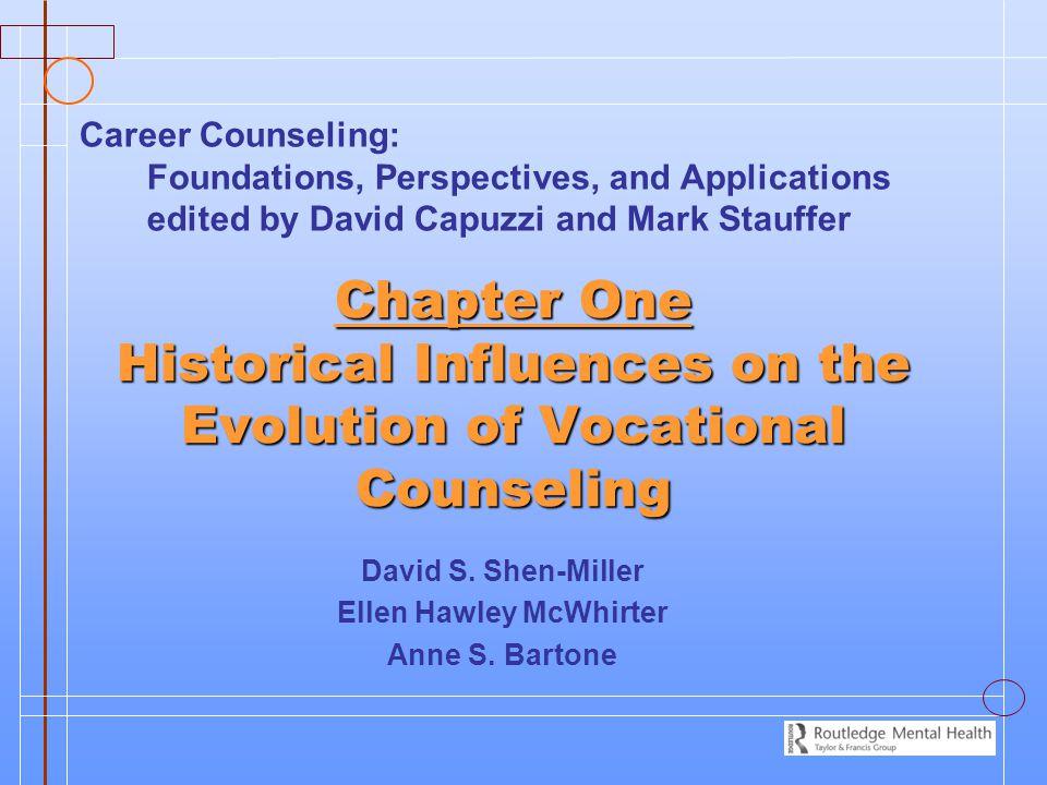 David S. Shen-Miller Ellen Hawley McWhirter Anne S. Bartone