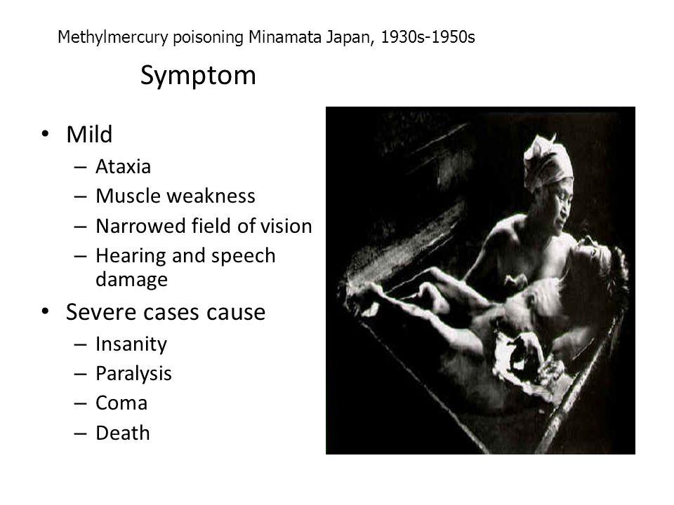 Symptoms of the Disease