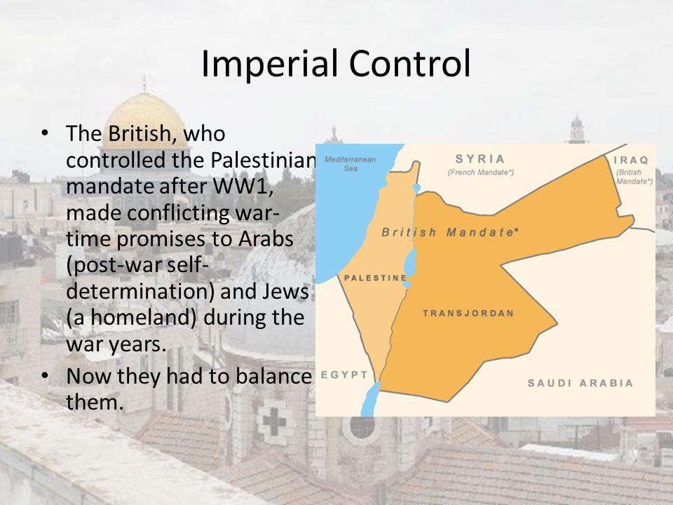 Imperial Control