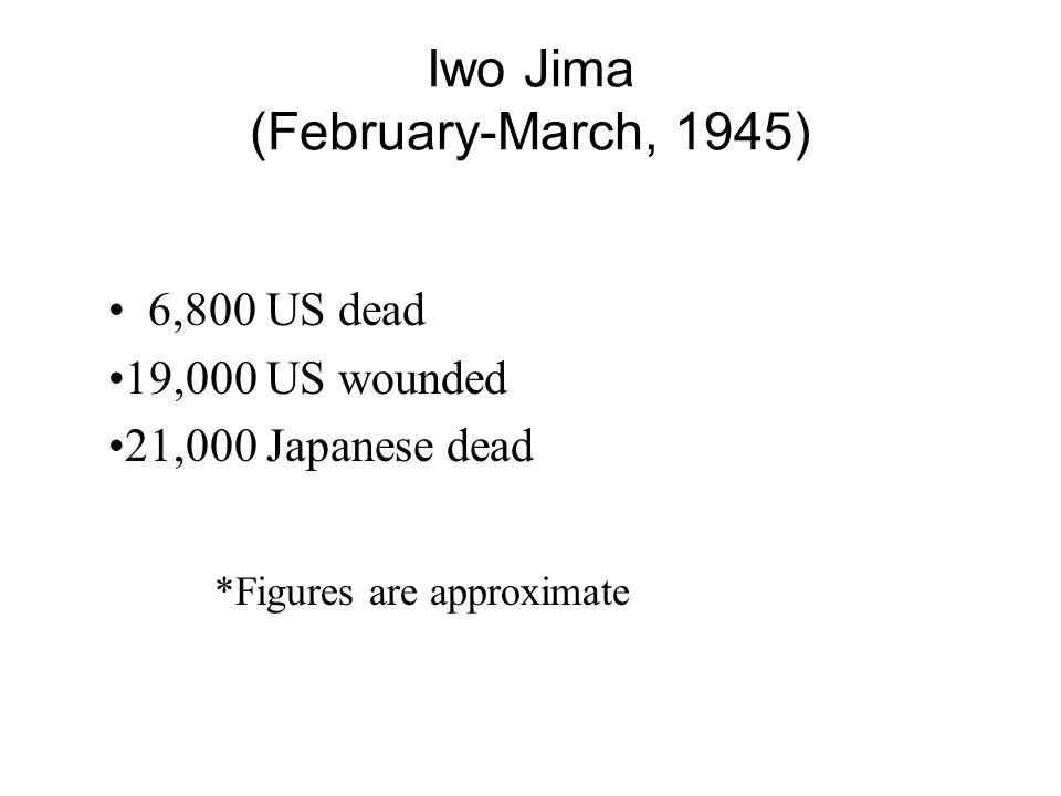 Iwo Jima (February-March, 1945)