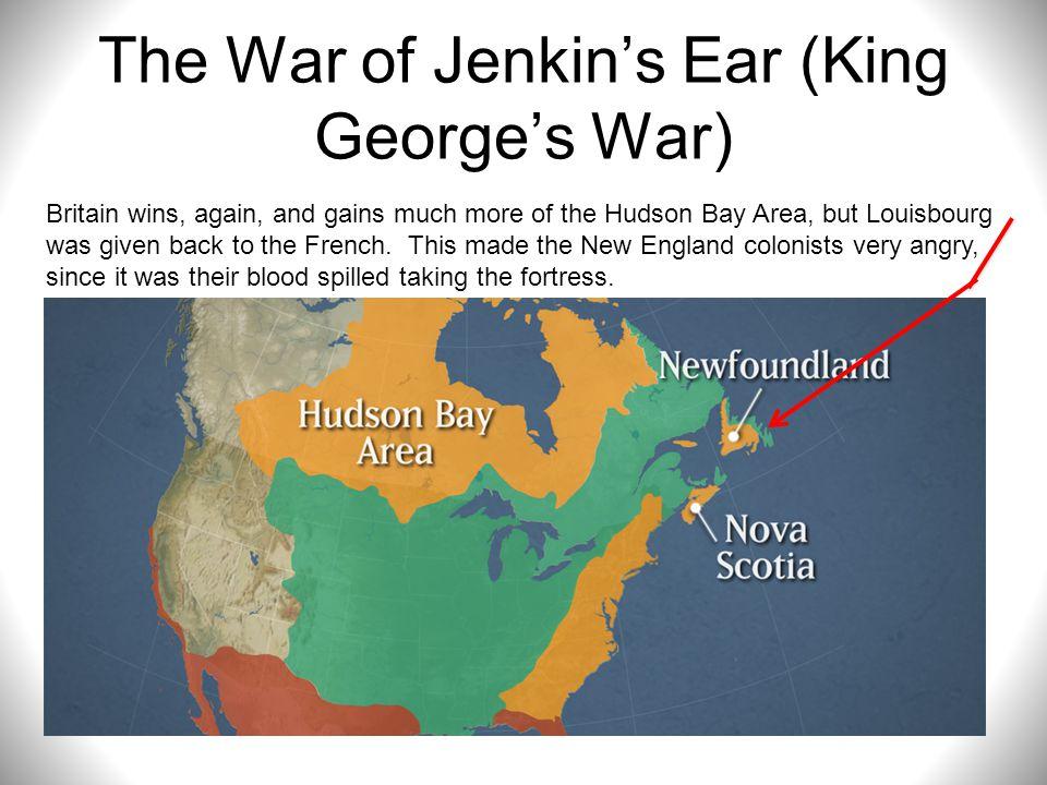 The War of Jenkin's Ear (King George's War)