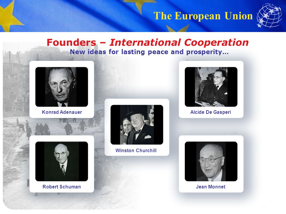 Founders – International Cooperation