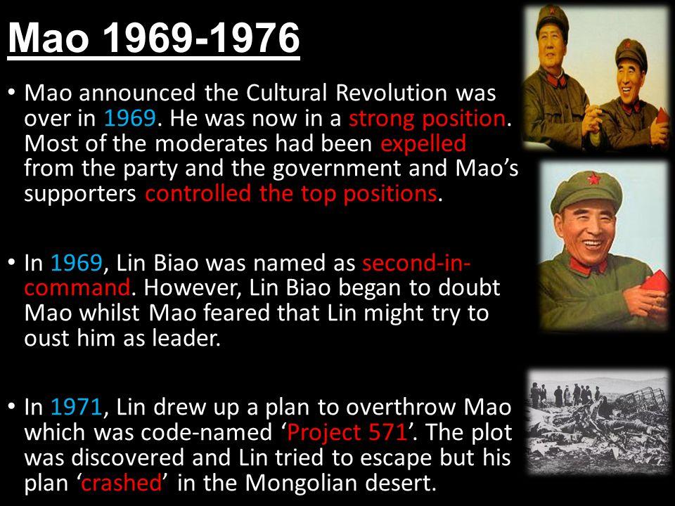 Mao 1969-1976