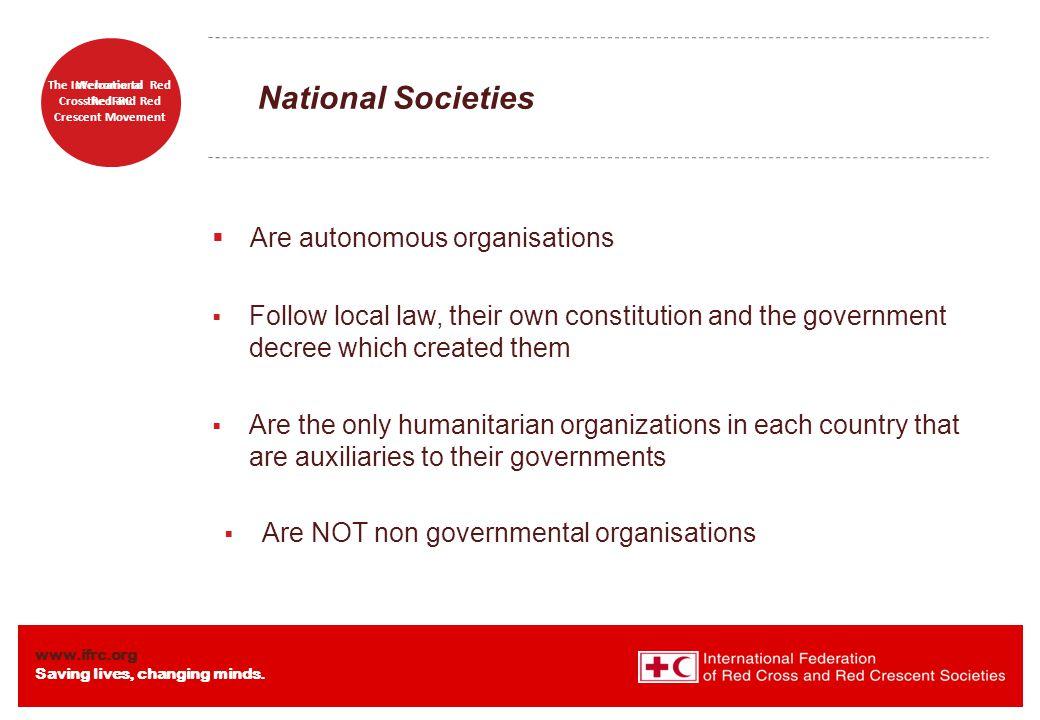 Are autonomous organisations