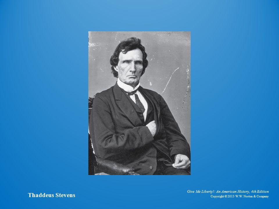 Photo of Thaddeus Stevens