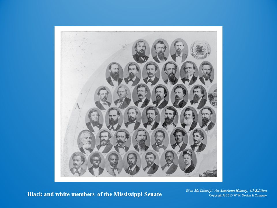 Portraits of Mississippi Senators