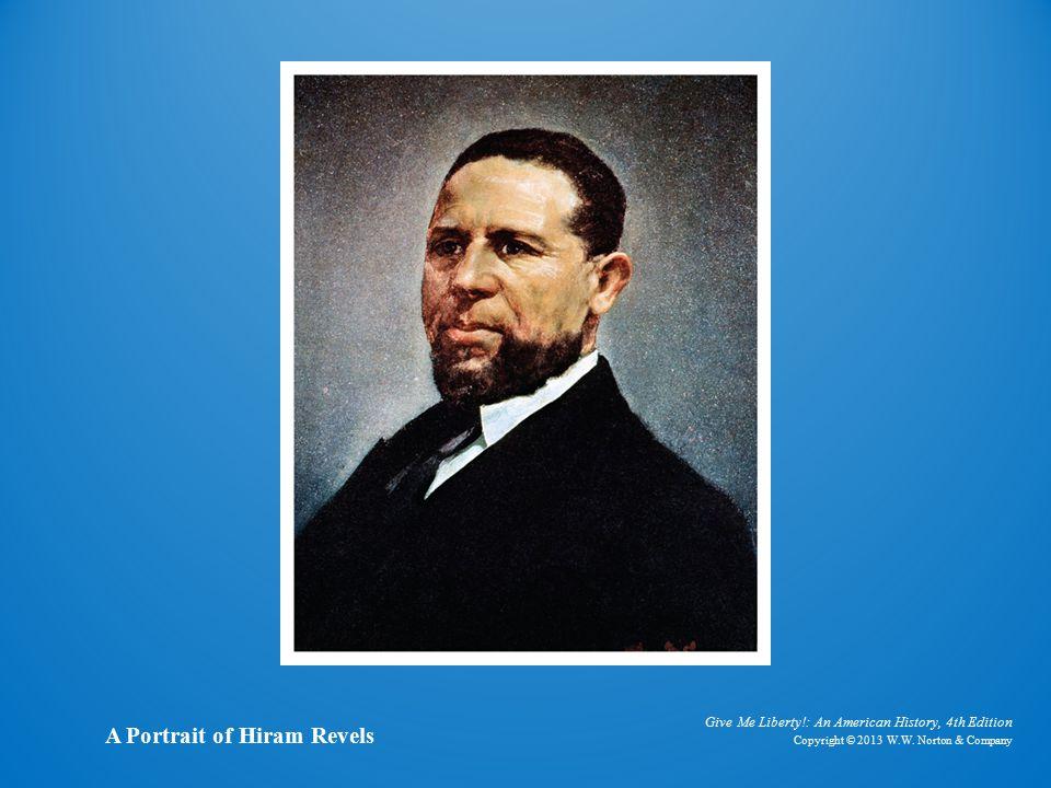 Portrait of Hiram Revels