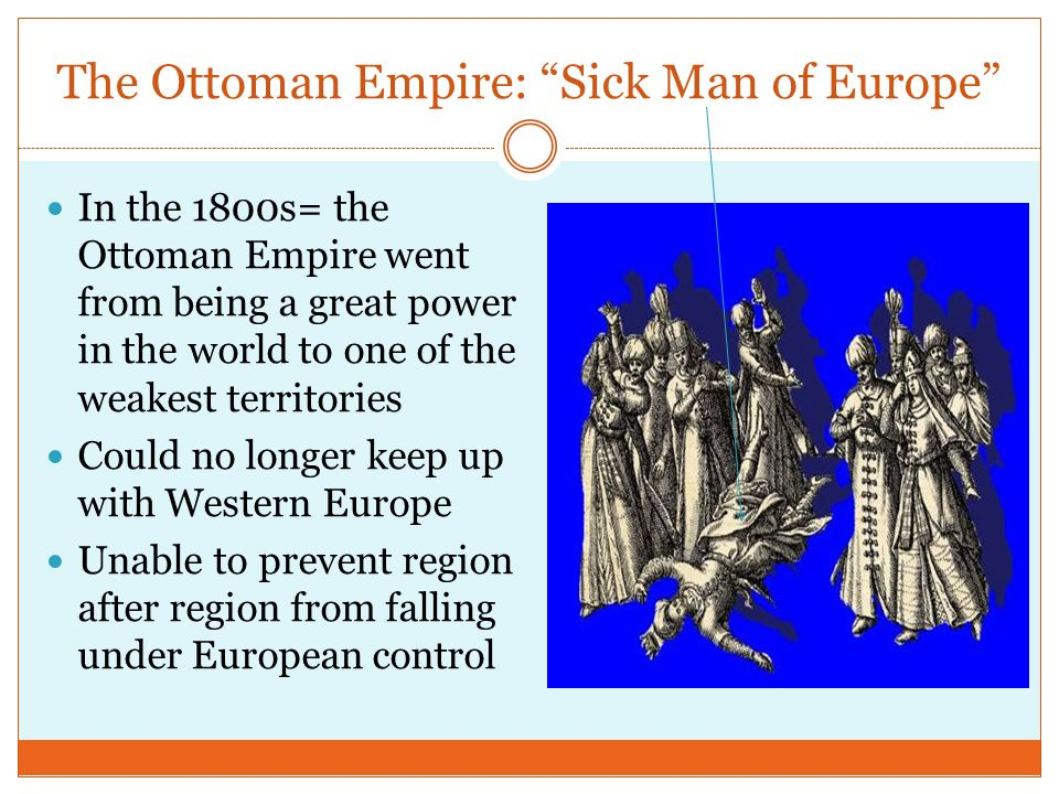 The Ottoman Empire: Sick Man of Europe