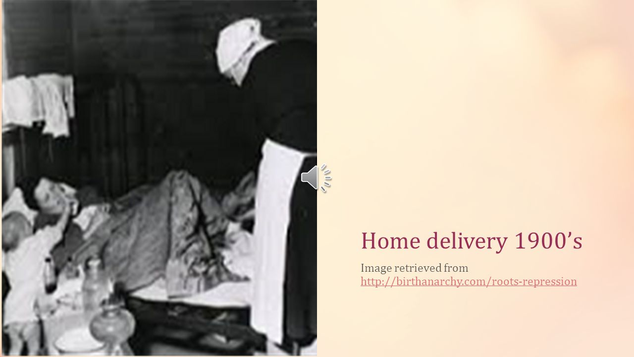 Home delivery 1900's Image retrieved from