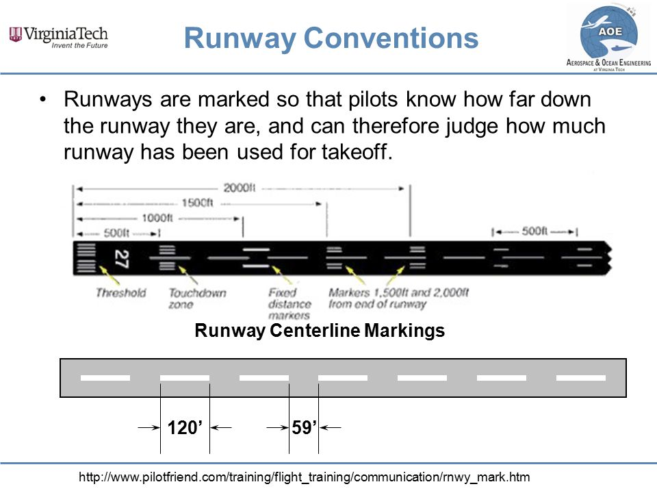 Runway Conventions