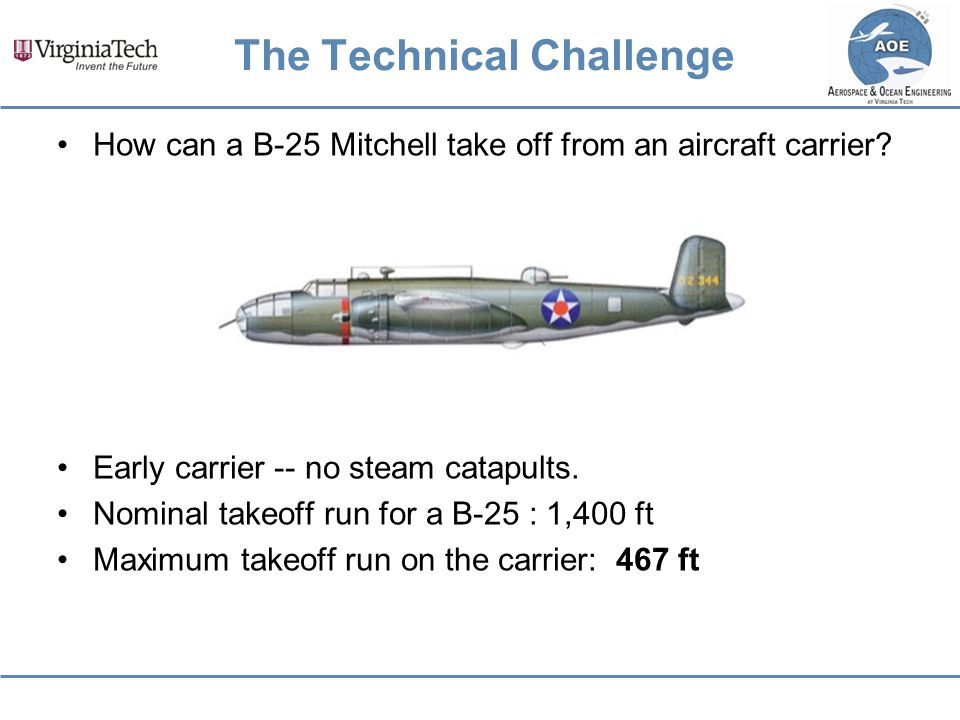 The Technical Challenge
