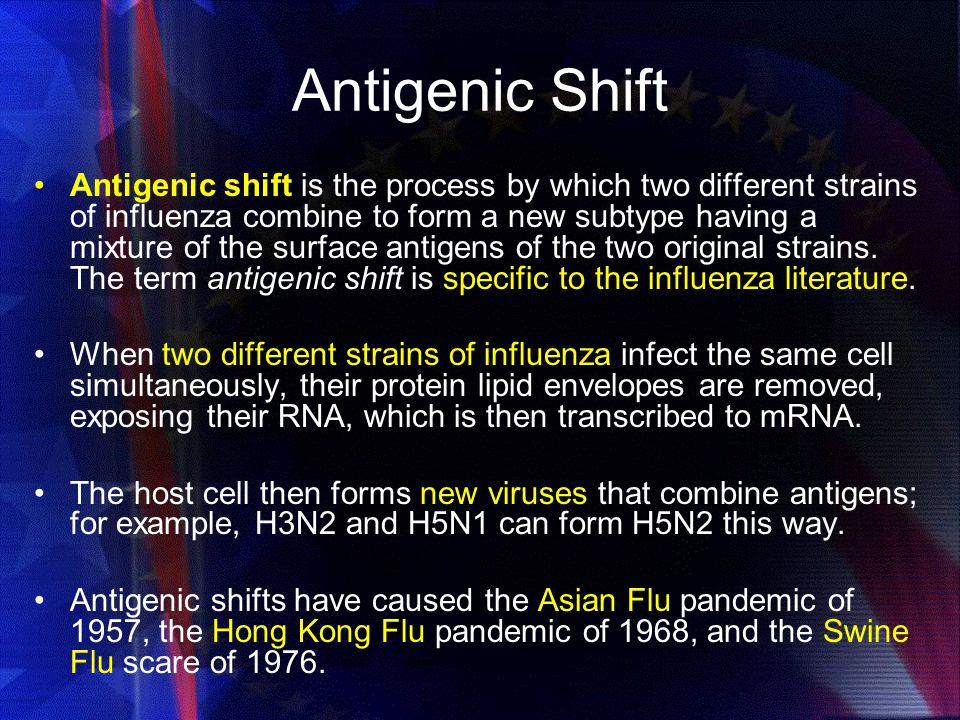 Antigenic Shift