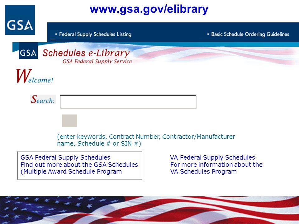 www.gsa.gov/elibrary