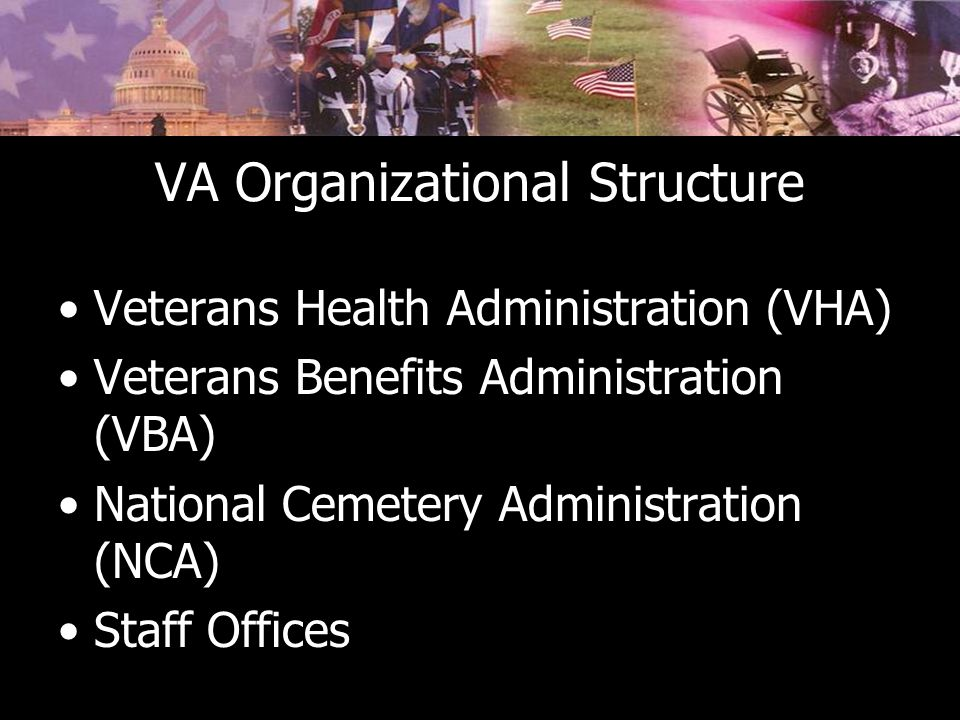 VA Organizational Structure