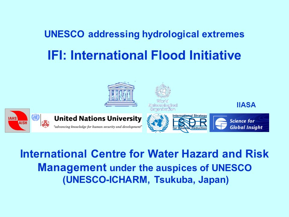 IFI: International Flood Initiative