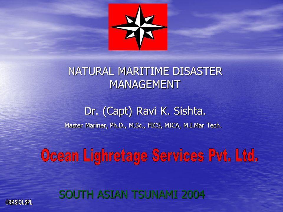 Ocean Lighretage Services Pvt. Ltd.