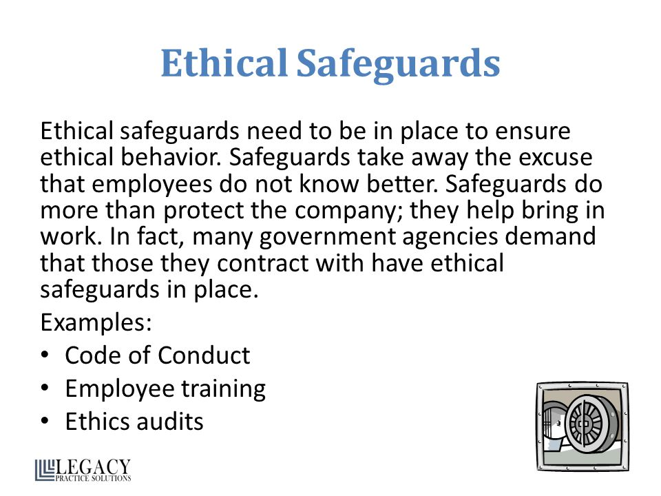 Ethical Safeguards