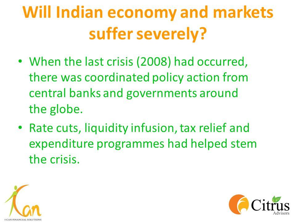Will Indian economy and markets suffer severely