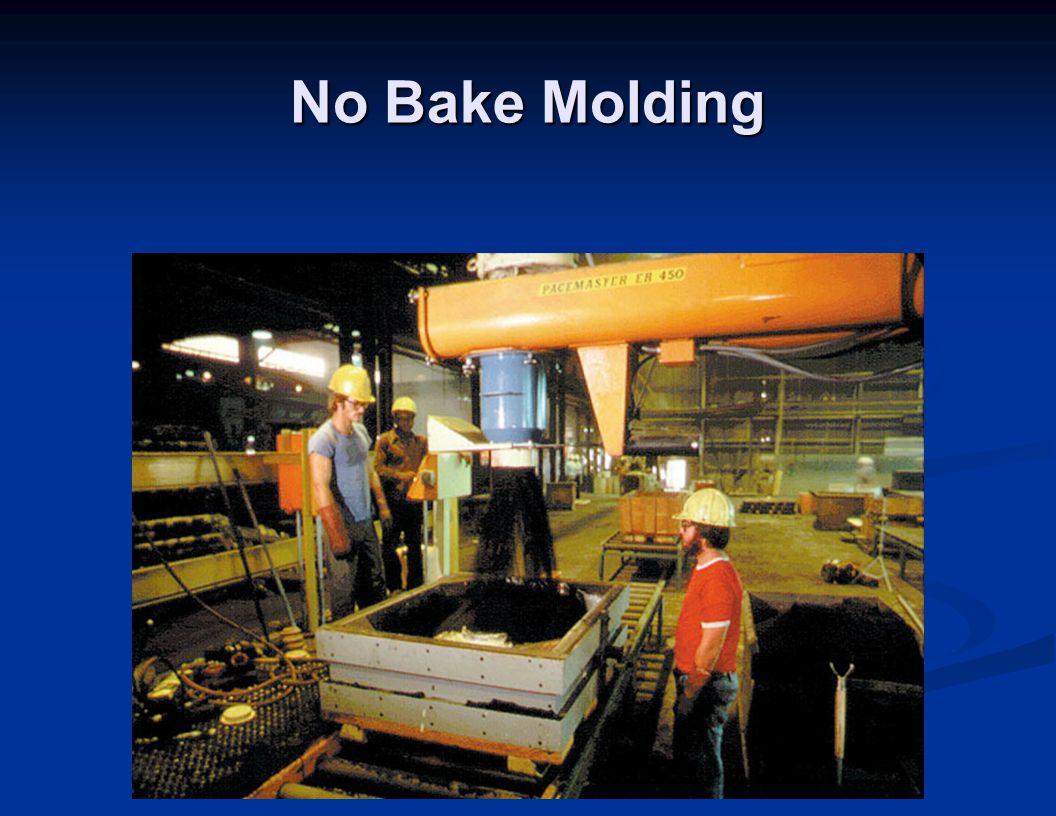 No Bake Molding