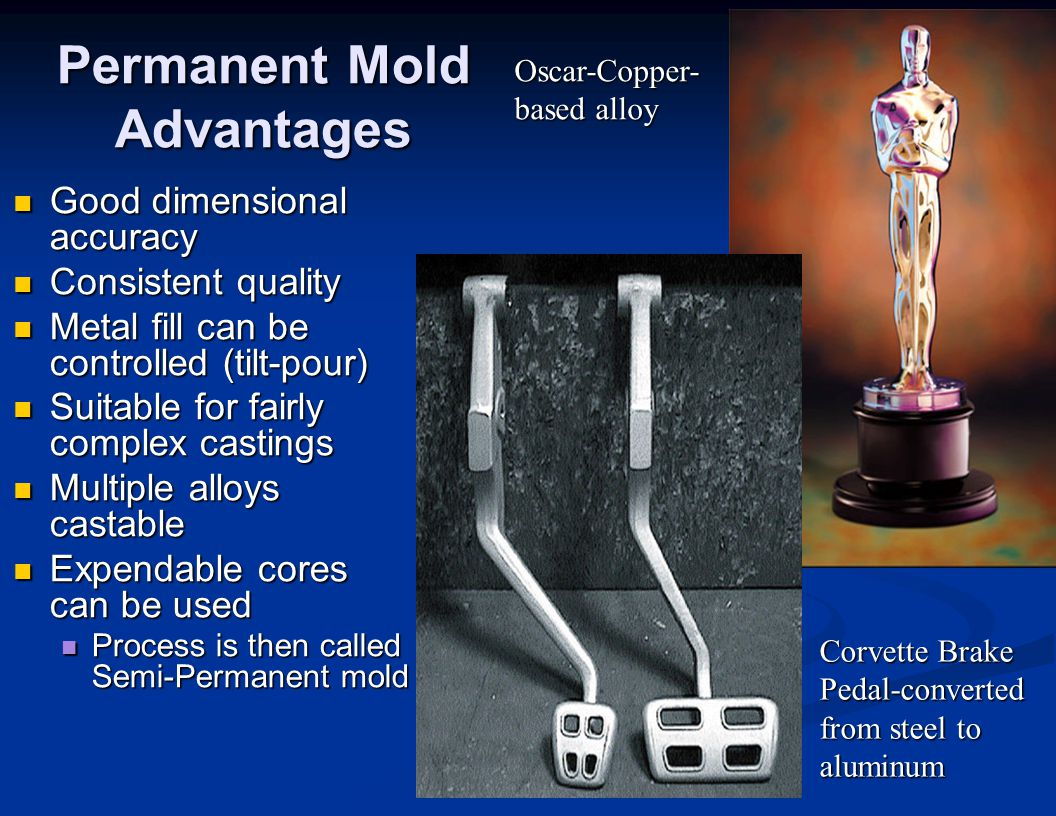 Permanent Mold Advantages