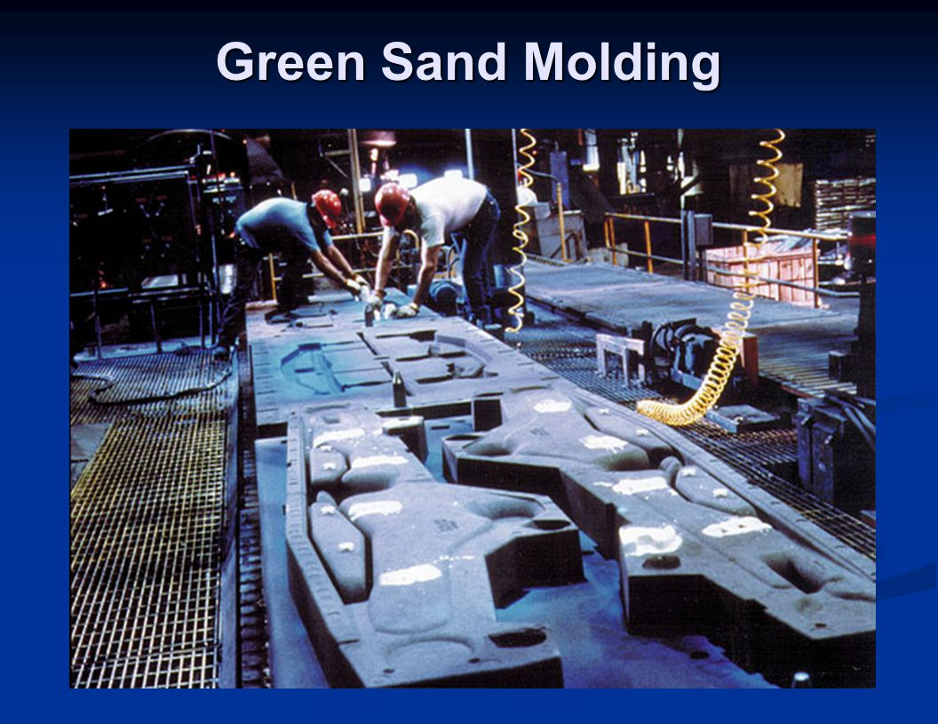 Green Sand Molding