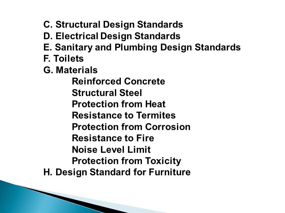 C. Structural Design Standards