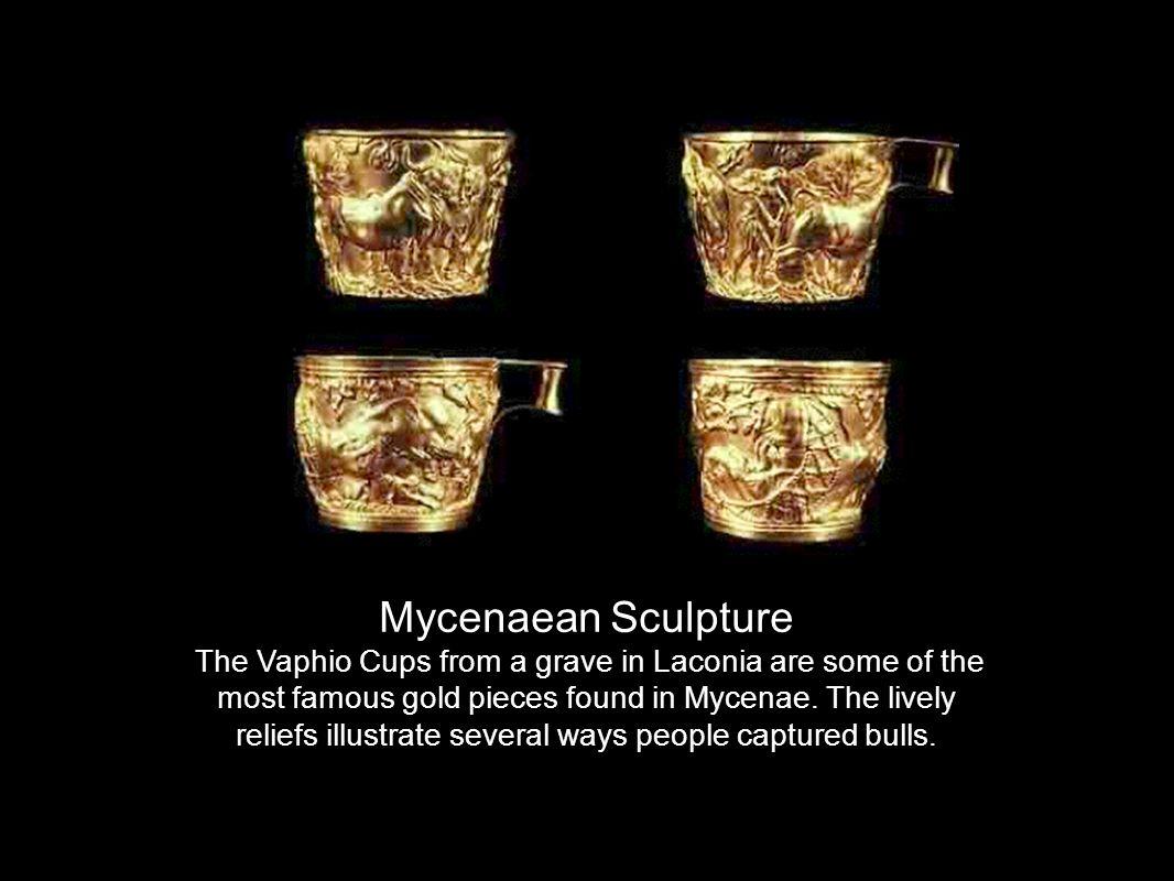 Mycenaean Sculpture