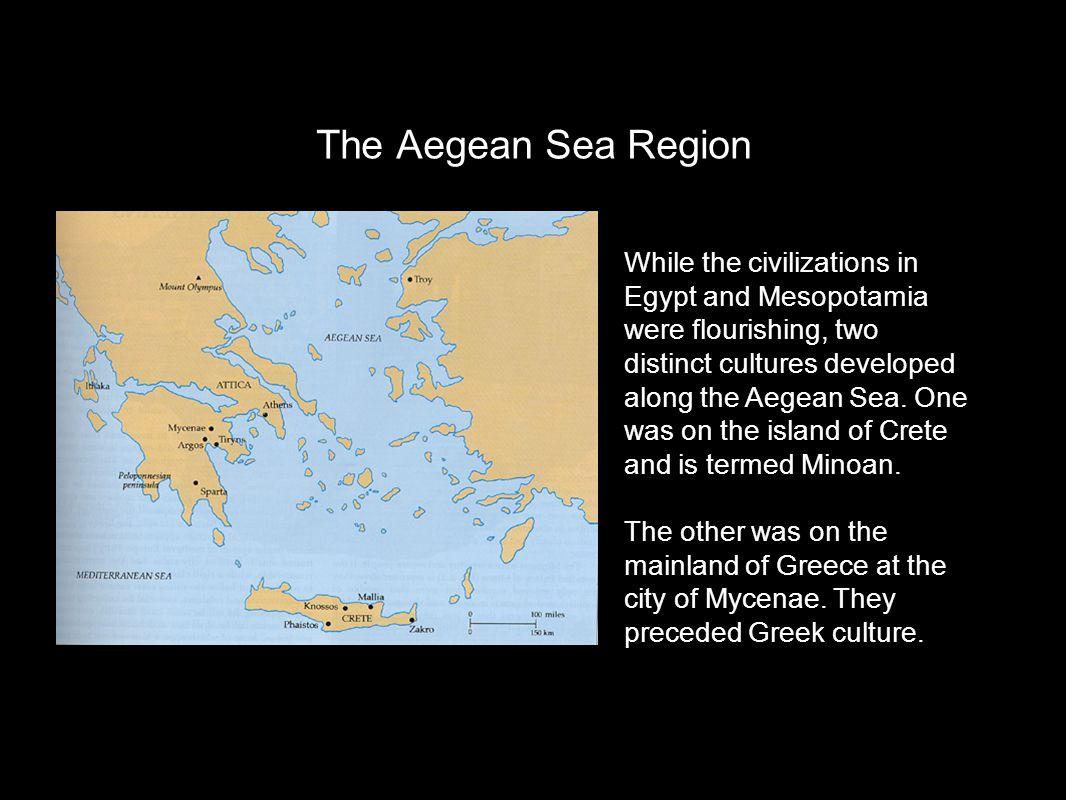 The Aegean Sea Region