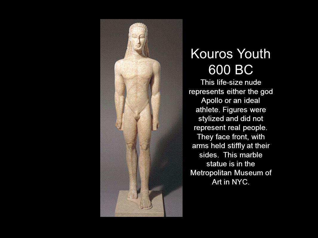 Kouros Youth