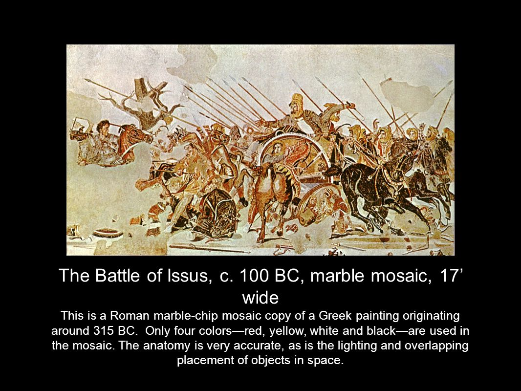 The Battle of Issus, c.
