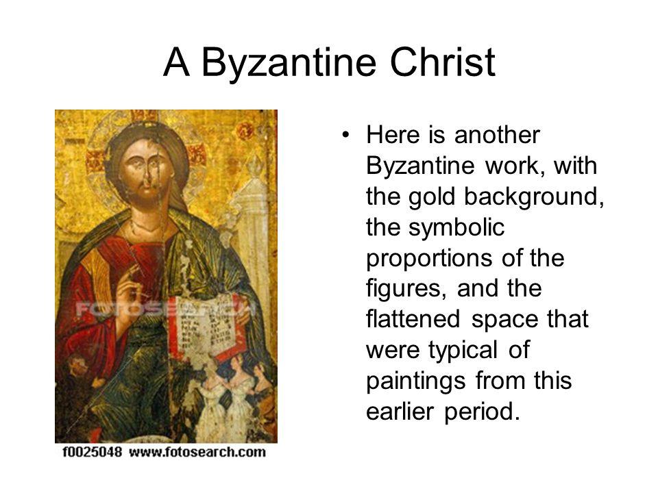 A Byzantine Christ