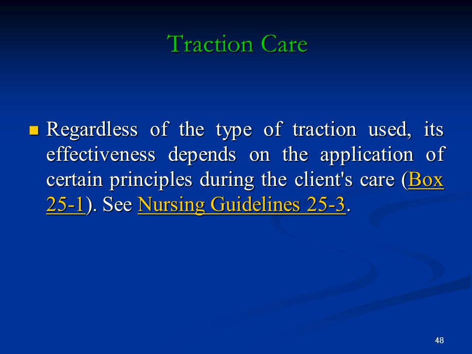 Traction Care