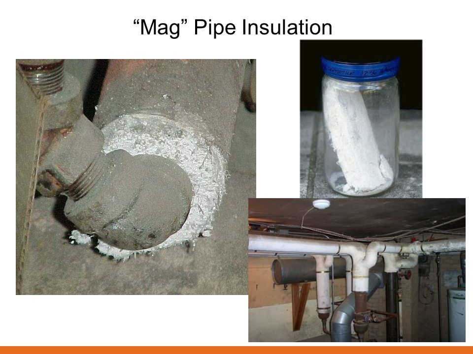 Mag Pipe Insulation