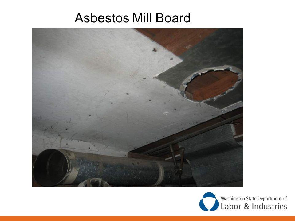 Asbestos Mill Board