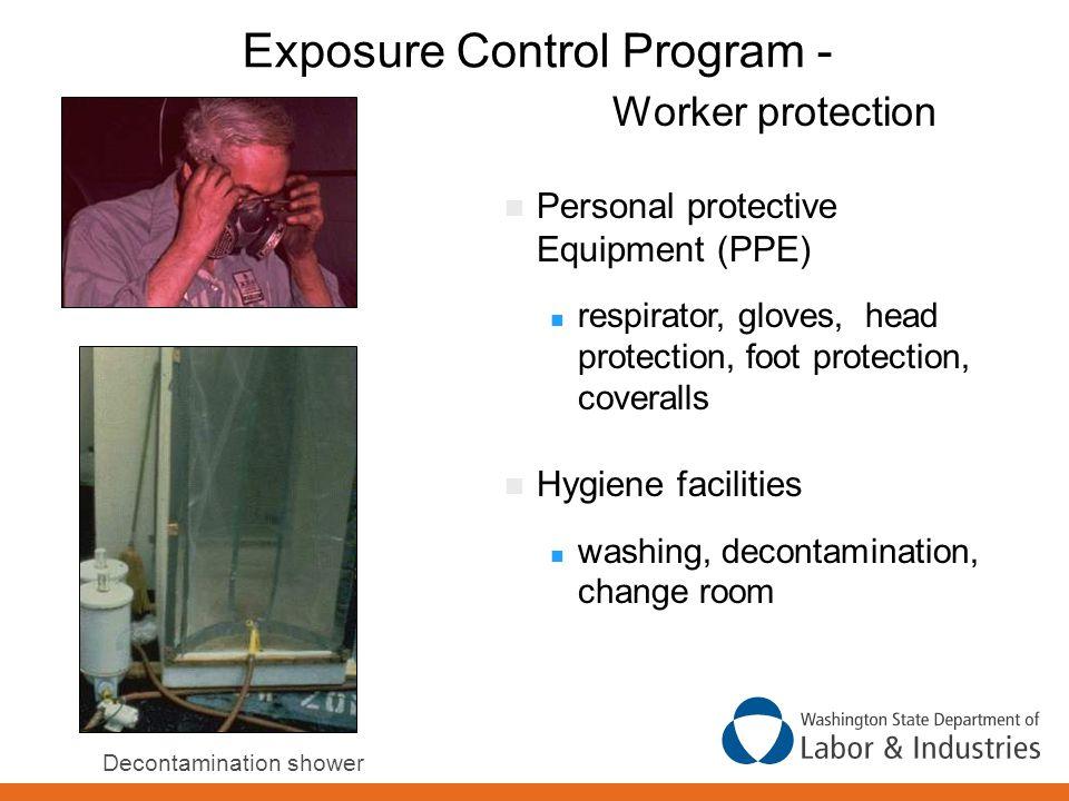 Exposure Control Program -