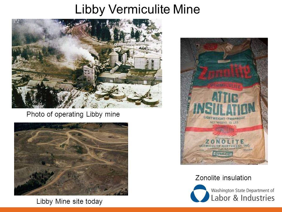 Libby Vermiculite Mine