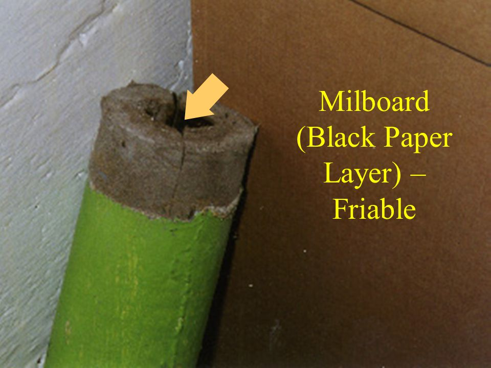 Milboard (Black Paper Layer) – Friable